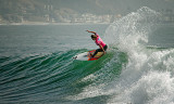 Malibu women surfing championship