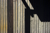 Corrugated Shadows