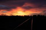 Harper, Illinois Sunset.JPG