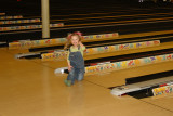 Celebrate when the Pins fall down...   Repeat