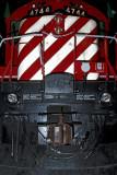 Musé Trains St-Constant