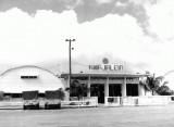 Kwajalein 1950 Air Terminal