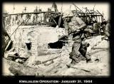 Roi Namur Bunker & Soldier