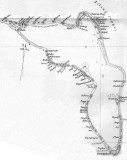 1881 Map Kwaj German