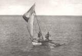 1890's canoe  full view