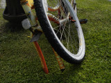 Rust eats bikes - forks gave out