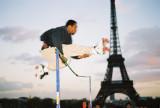 Parisian skaters