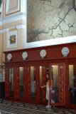 Inside the Main Post Office, Saigon