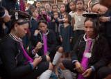 Wedding in Lanten village, Ban Nam Lue, Luang Namtha, Laos