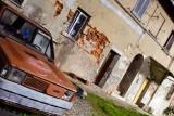 Abandoned Fiat Panda