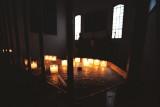 Inside S. Maria delle Grazie
