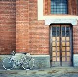 Bike at S. Maria delle Grazie