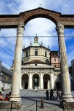 S. Lorenzo and Columns