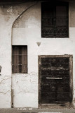 Old house on Naviglio Grande