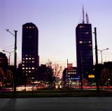 Milan Twin Towers...!