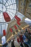 Japanese guys amazed by Galleria Vittorio Emanuele II