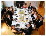 Senior Prom Dinner Party