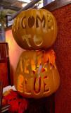 P1060715 Welcome Pumpkins