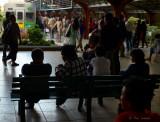 Kota Train Station *