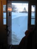 Front door looking out