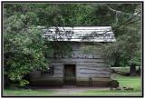 Matthew's Cabin - Mabry Mill