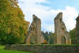 Glastonbury Abbey...