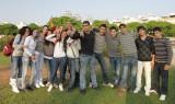 A group of Israeli Teenagers