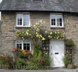 Mr Jones's cottage.