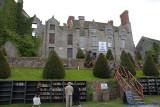 Hay on Wye - Castle Book Shop.