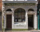 The Ice Cream Parlour.