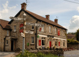 The Red Lion.