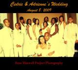 Cedric and Adrienne's Wedding