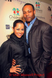 Lisa Wu Hartwell and Husband Ed Hartwell at Atlanta History Center
