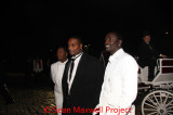 Devyne Stephens, Akon and Yung Joc at Atlanta History Center