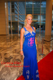 Corinna Allen at Jeffrey Fashion Cares 2009
