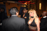 Charlie Wilson of the Gap Band on the Red Carpet at the Soul Train Music Awards Show in Atlanta on Nov 3rd 2009