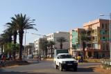 Bahir Dar's main street
