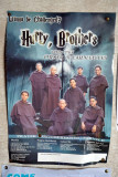Harry Potter inspired recruitment poster for the Carmelite Brothers