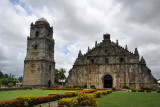 Paoay Church, Earthquake Baroque