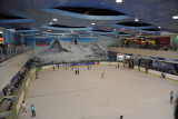 Ice skating rink, SM Mall of Asia, Manila