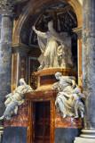 Monument to Pope Benedict XIV (1740-1758) b Pietro Bracci, 1769