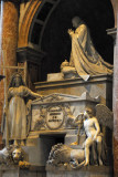 Tomb of Clement XIII (1758-1769) by Antonio Canova, 1792