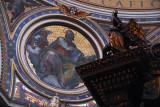 Mosaic of St. Luke the Evangelist, St. Peter's Basilica