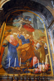 The Punishment of the Couple Ananias and Saphira, from the original painting Cristoforo Roncalli