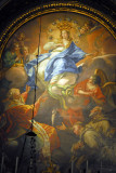 Altar of the Immaculate Conception with mosaic after a painting by Pietro Bianchi, 1740
