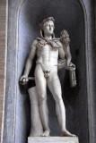 Herakles (Hercules) Pio-Clementino (inv 901)
