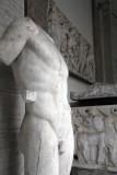 Male torso, Roman (Flavian) Pio-Clementino (inv 937)