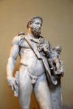 Hercules and Telephus, Roman copy, Museo Chiaramonti (inv 1314)