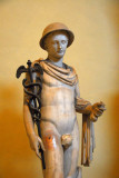 Hermes, Roman copy - Museo Chiaramonte (inv 1)