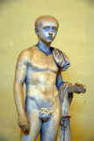 Statue of a youth, Museo Chiaramonte (inv 1512)